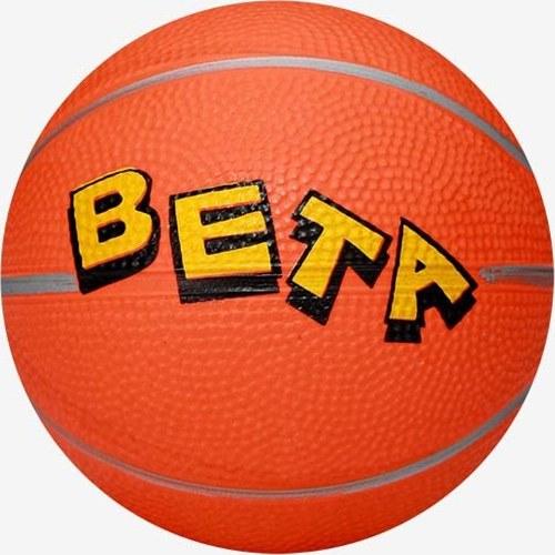 توپ بسکتبال پلاستیکی بتا مدل PBR۱