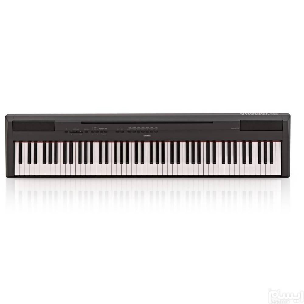 پیانو  یاماها p115 مشکی