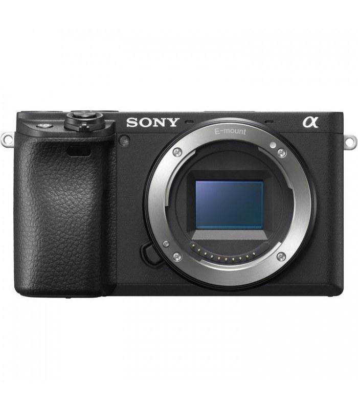 تصویر دوربین دیجیتال بدون آینه سونی مدل Alpha A6400 Sony Alpha A6400 Mirrorless Body Digital Camera
