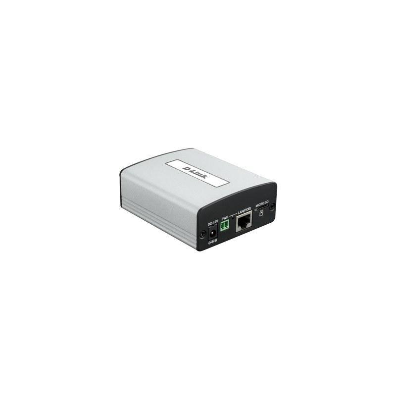 تصویر دوربین تحت شبکه کابلی با قابلیت POE دی لینک مدل DCS-1201