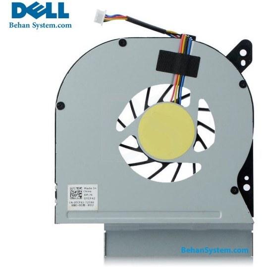 تصویر فن پردازنده لپ تاپ DELL مدل Latitude E6510 چهار سیم / DC05V