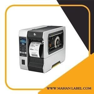 تصویر لیبل پرینتر صنعتی زبرا مدل ZT610 رزولوشن 300 dpi Zebra ZT610 Label Printer With 300 dpi Print Resolution