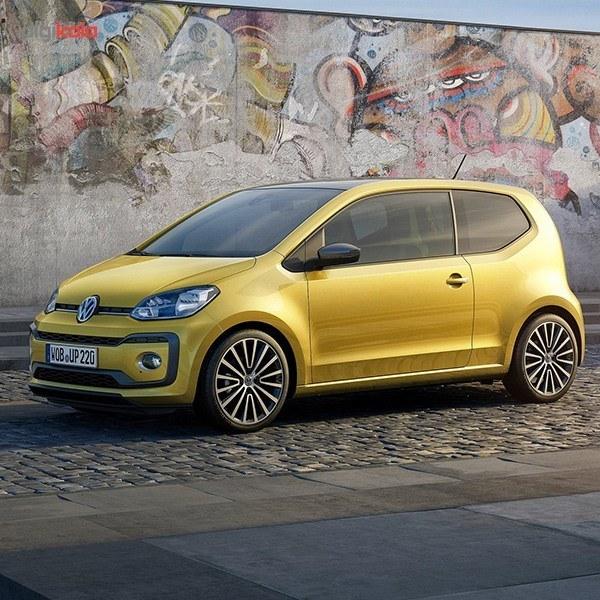 img خودرو فولکس واگن High Up 3dr دنده ای سال 2016 Volkswagen High Up 3dr 2016 MT