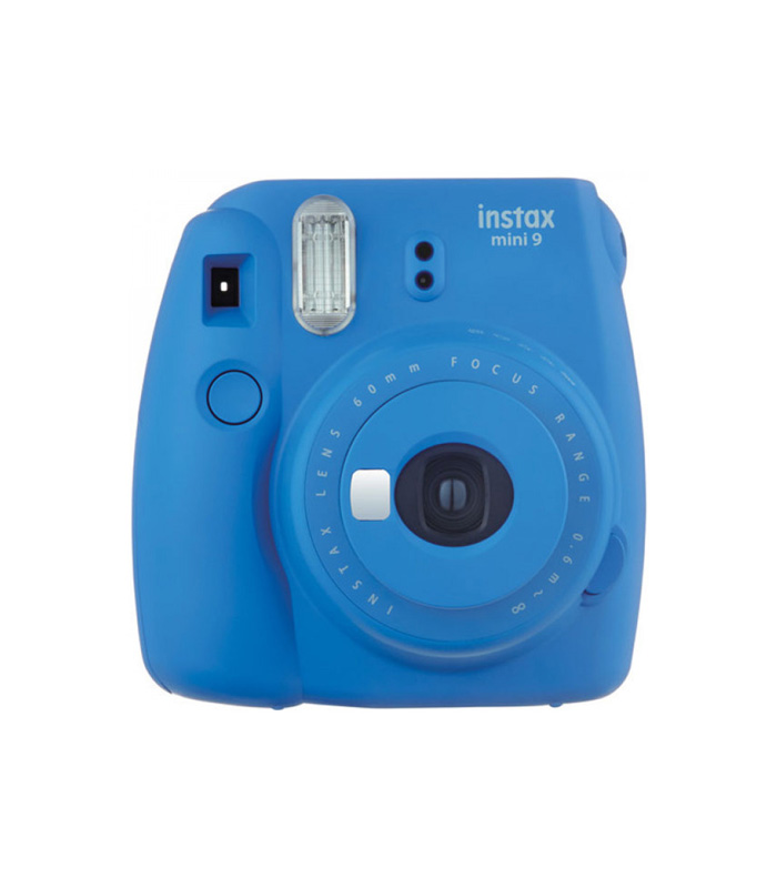 دوربین عکاسی چاپ سریع فوجی فیلم – مدل Instax Mini 9 – آبی – گارانتی رسمی