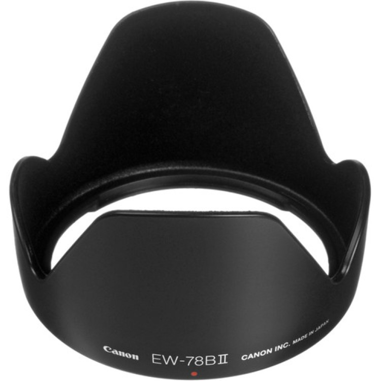 هود لنز Canon  EW-78BII Lens Hood for EF 28-135mm f/3.5-5.6 IS Lens