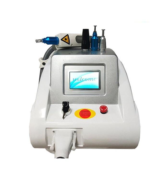 تصویر لیزر پاک کننده تتو Laser Tattoo Removal Machine