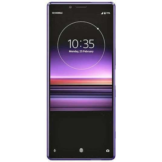 تصویر گوشی موبایل سونی Sony Xperia 1-B ا Sony Xperia 1 6GB 64GB Dual Sim Sony Xperia 1 6GB 64GB Dual Sim