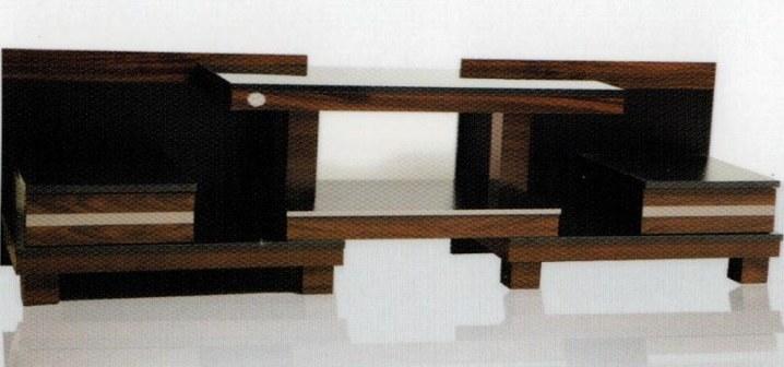 میز تلویزیون ال ای دی /ال سی دی /پلاسما مدل GUTTY  HB150