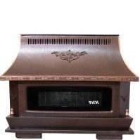 بخاری گازی با دودکش برفاب مدل Barfab Gas Heater شومینه ای-بدون هیزم |
