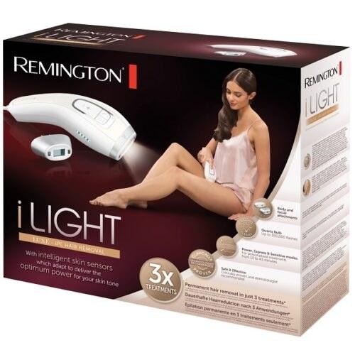 تصویر دستگاه لیزر بدن خانگی رمینگتون اصل | مدل IPL8500 | مخصوص بدن و صورت جدیدترین دستگاه لیزر خانگی برند رمینگتون