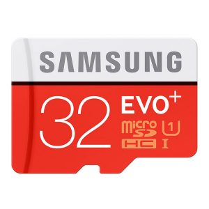 کارت حافظه سامسونگ Samsung Micro SD Evo Plus 32GB MB/MC32GA