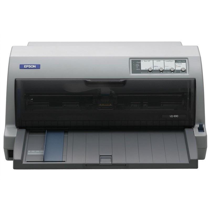 تصویر پرینتر سوزنی اپسون مدل LQ-690 ا EPSON LQ-690 Impact Printer EPSON LQ-690 Impact Printer