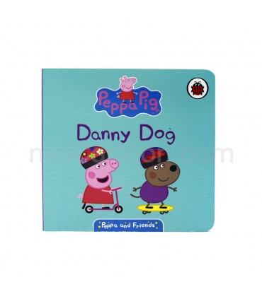 بورد بوک پپا و دوستان (دنی داگ) - Peppa & Friends: Danny Dog |