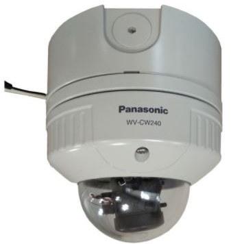 تصویر دوربین مداربسته آنالوگ پاناسونیک مدل WV-CW240