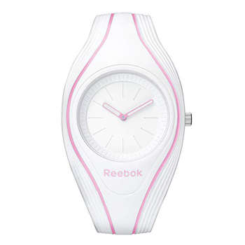 ساعت مچی آنالوگ ریبوک مدل Reebok white Reelax Serenity Watch