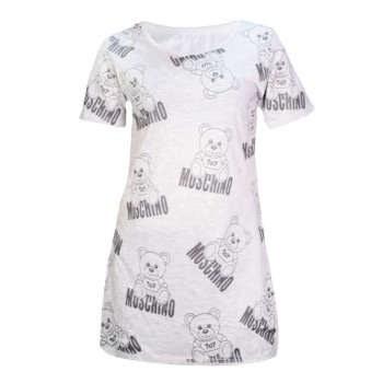 تی شرت زنانه طرح خرس کد 01  