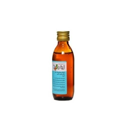 Alhavi Syrup Multivitamin + zinc Zito Kid | الحاوی شربت 120 میلی لیتر مولتی ویتامین و روی زیتوکید