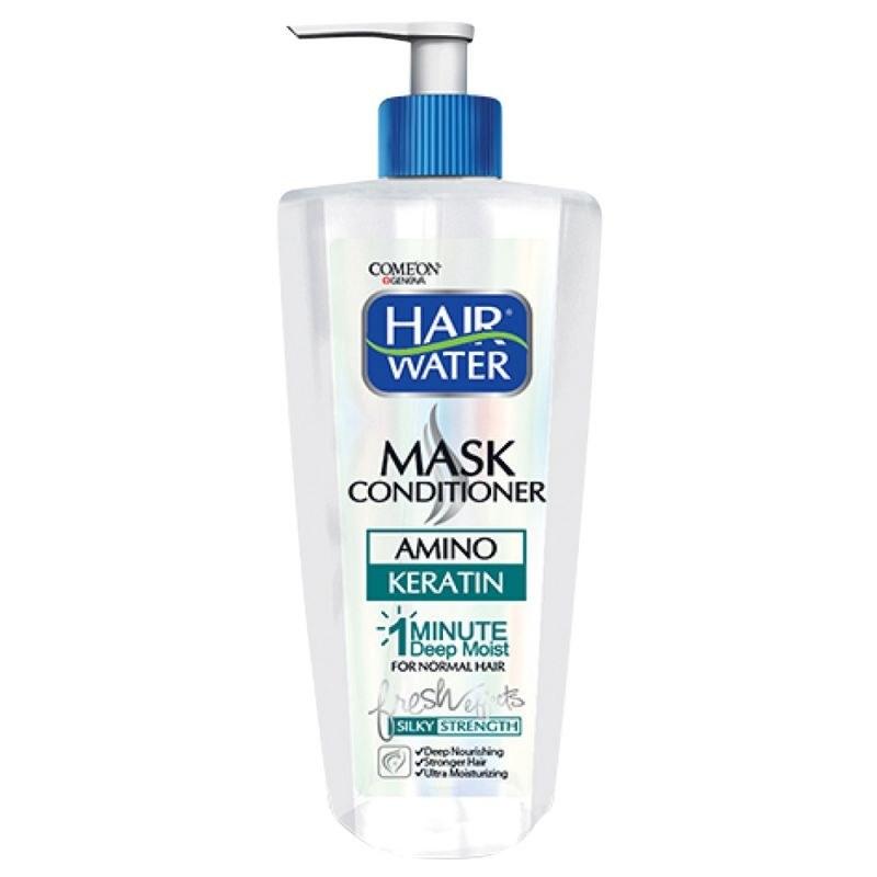 تصویر ماسک موی هیرواتر کراتینه کامان Comeon Hair Mask
