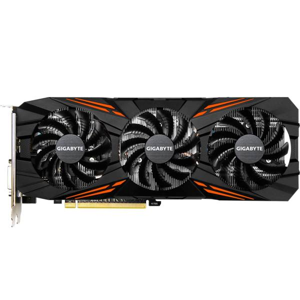 کارت گرافیک گیگابایت مدل GV-N107TGAMING OC-8GD | GIGABYTE GV-N107TGAMING OC-8GD Graphics Card