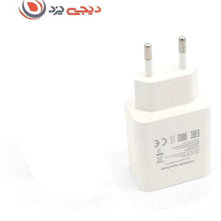 تصویر سری شارژر سوپر شارژ هوآوی Huawei super charge charger