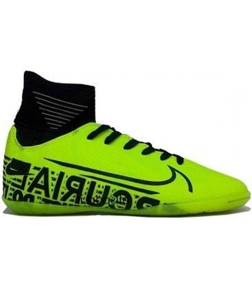 کفش فوتسال ساقدار سایز کوچک نایک مرکوریال های کپی Nike Mercurial 2019