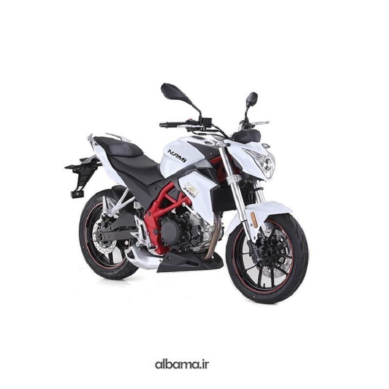موتور سیکلت Z3-249 نیرو محرکه |