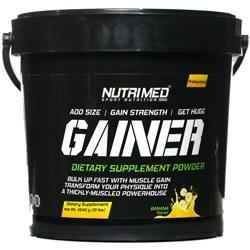 تصویر پودر گینر نوتریمد 4540 گرم Nutrimed Gainer 4.5 kg