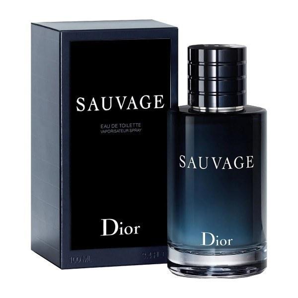 تصویر عطر ادکلن دیور ساواج Dior Sauvage