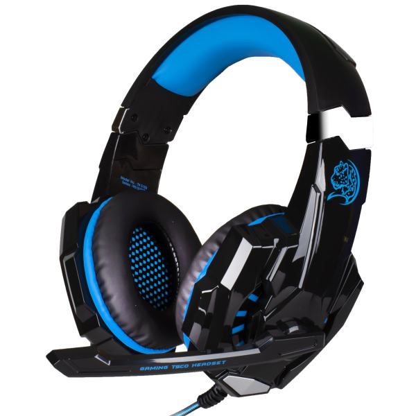 تصویر هدست گیمینگ سیم دار تسکو مدل TH 5153 TSCO TH 5153 Wired Gaming Headset