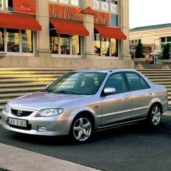 خودرو مزدا 323 دنده ای سال 2005 | Mazda 323 2005 MT
