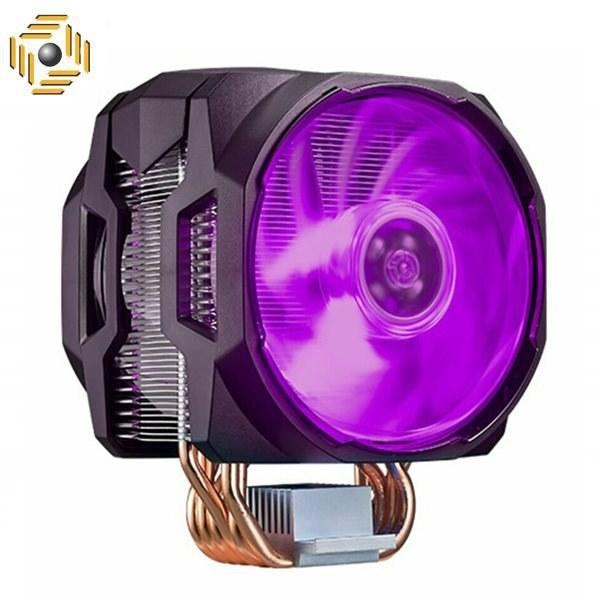 تصویر خنک کننده پردازنده کولر مستر MASTERAIR MA610P RGB MASTERAIR MA610P RGB