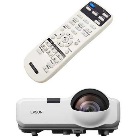 تصویر کنترل ویدئو پروژکتور اپسون مدل Epson EB-W420