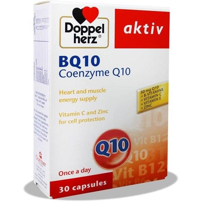 کپسول ب کیوتن دوپل هرز – Doppel Herz BQ10