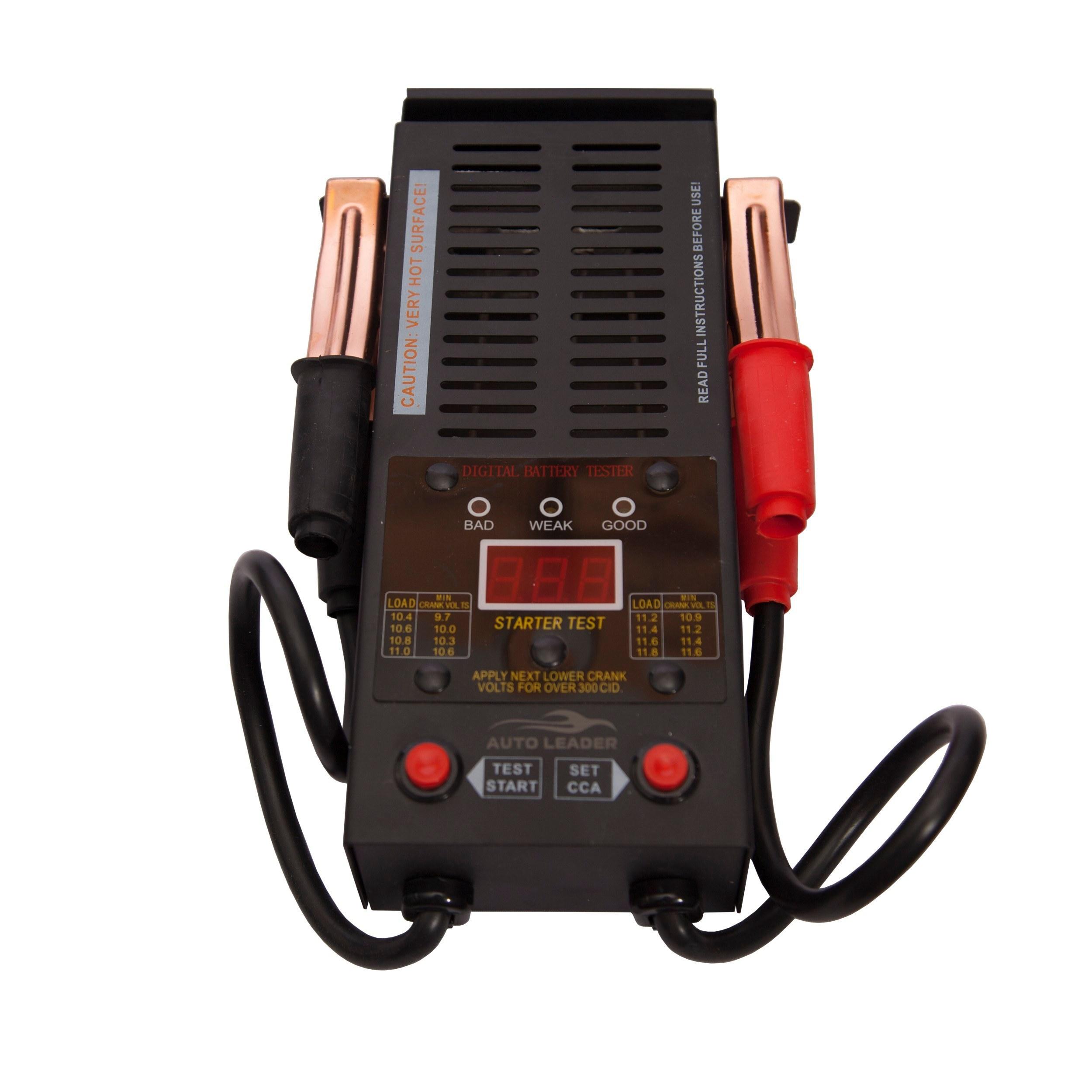 تصویر دستگاه تست باتری اتو لیدر مدل L23