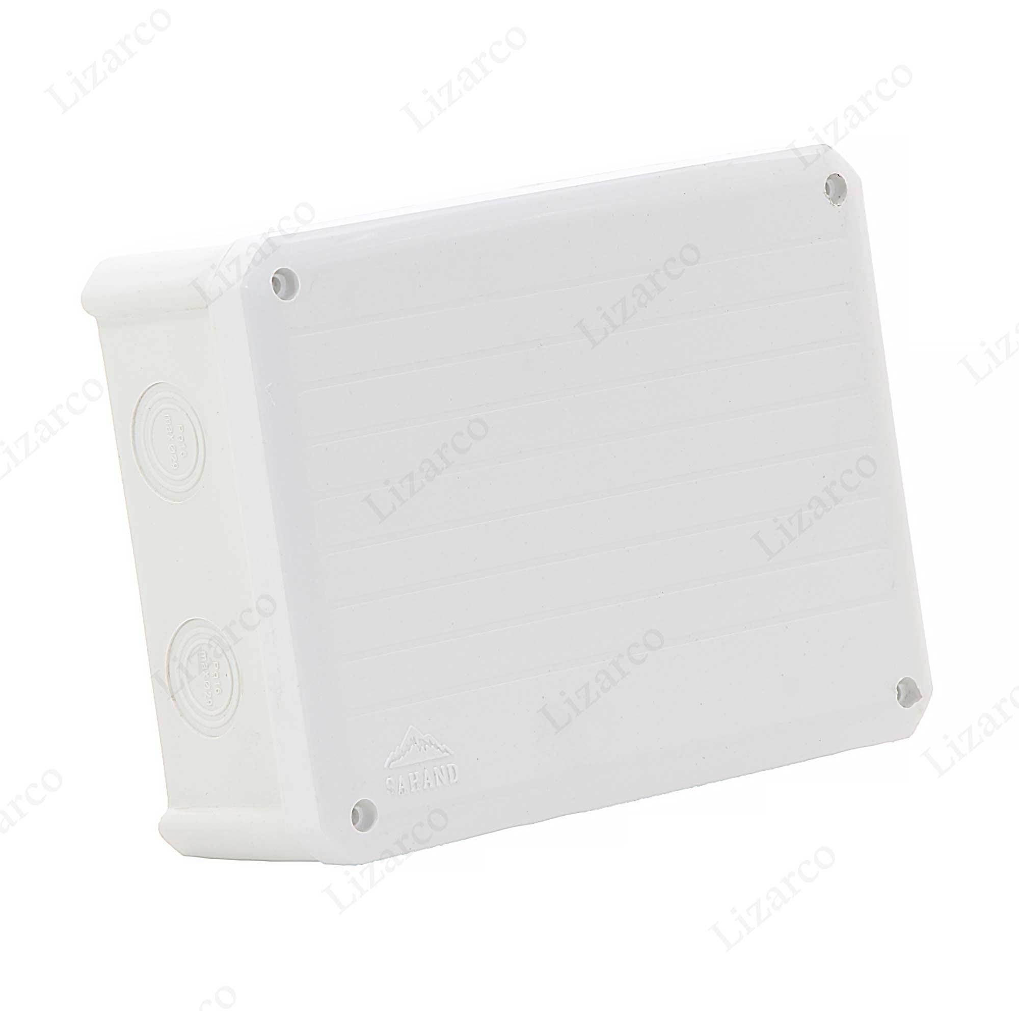 تصویر جعبه تقسیم روکار20×15 - سهند پلاست