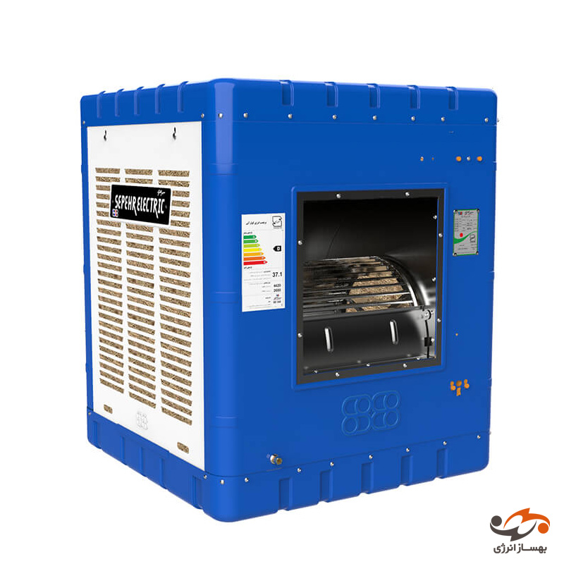 تصویر کولر آبی ثابت سپهر الکتریک مدل SE350 SE350