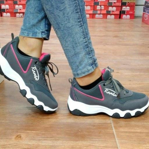 کفش اسپرت زنانه و دخترانه شیک
