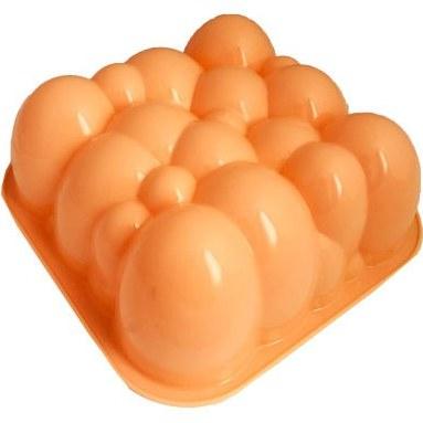تصویر قالب ژله حباب مربع