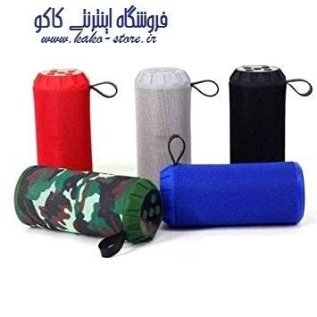 تصویر اسپیکر بلوتوثی قابل حمل مدل GT-122 Portable Bluetooth Speaker, Model GT-122