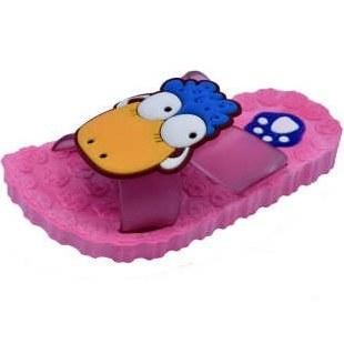 دمپایی بچه گانه طرح PinkShip |