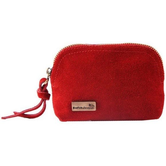 کیف لوازم آرایشی چرم