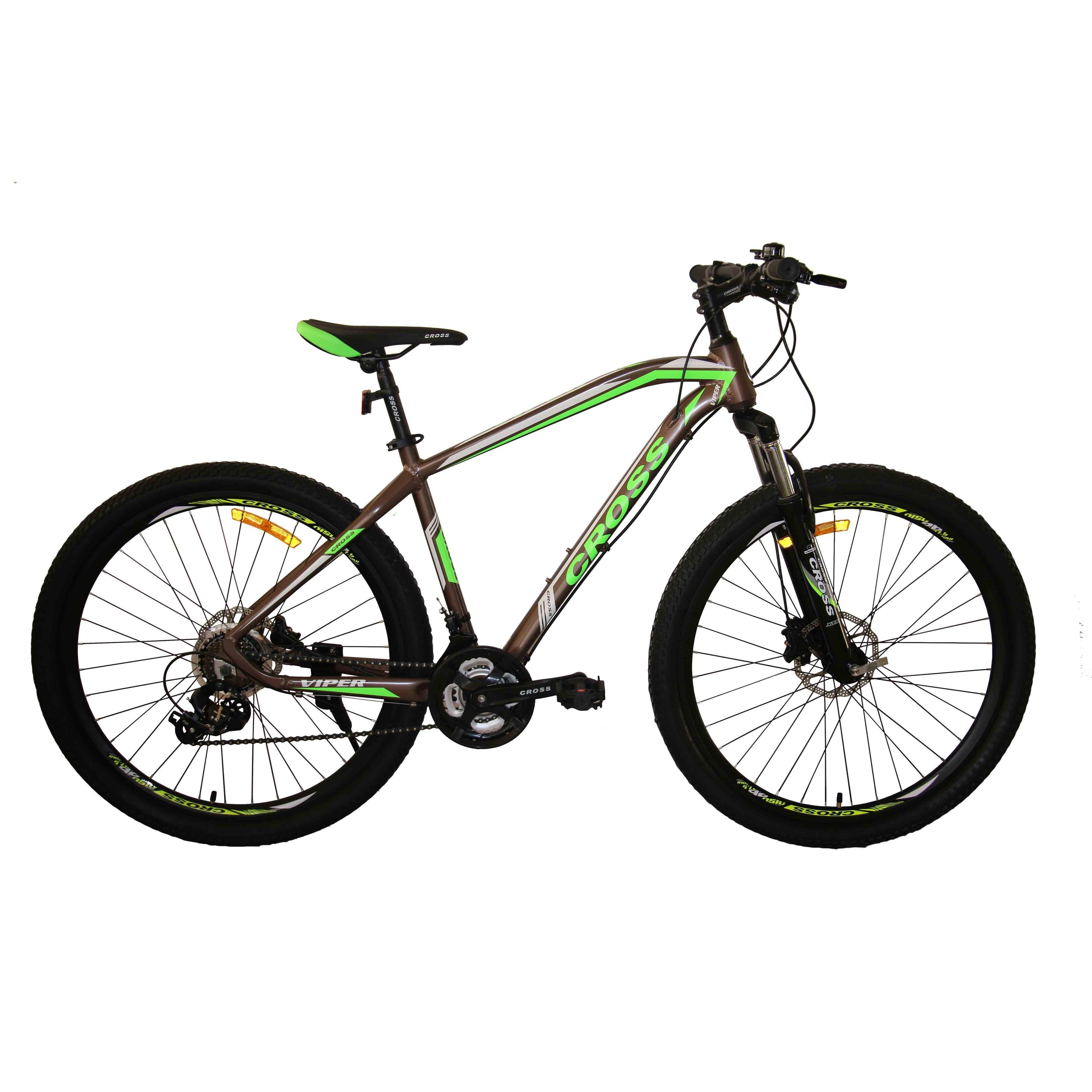 دوچرخه کوهستان کراس مدل VIPER سایز 27.5 اینچ |