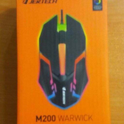 تصویر ماوس مخصوص بازی جرتک مدل M200