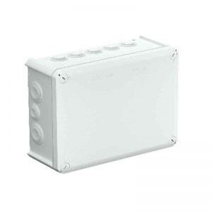 تصویر جعبه تقسیم سفید ۱۵*۱۰ زاگرس