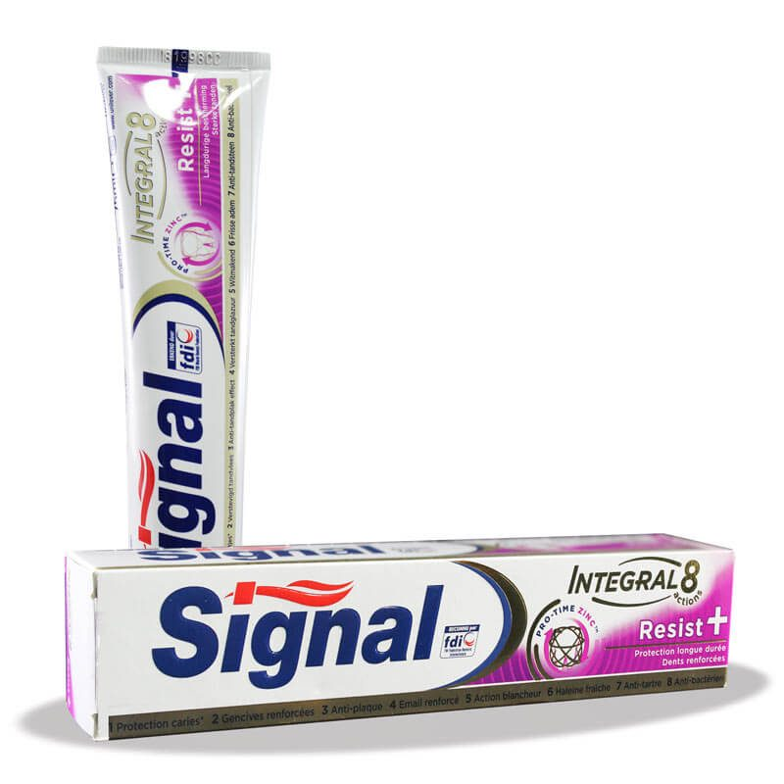 خمیر دندان اینتگرال سیگنال