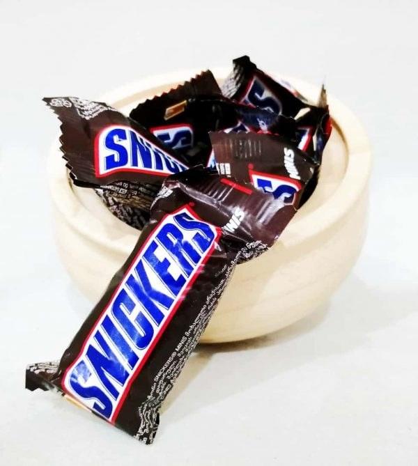شکلات اسنیکرز