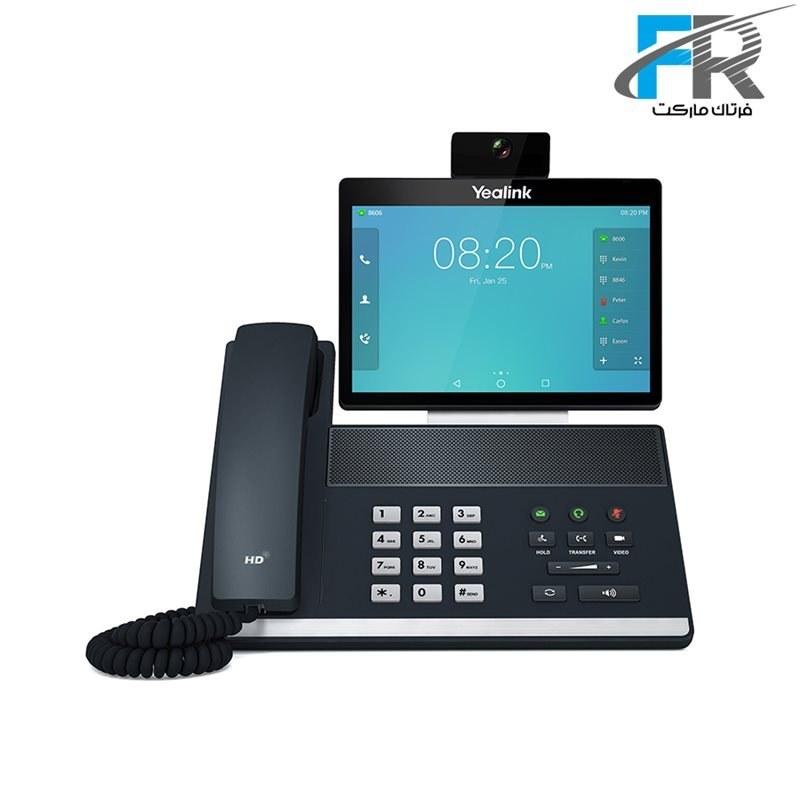 تصویر Yealink SIP-VP59 IP Phone یالینک قیمت   به شرط خرید تیمی