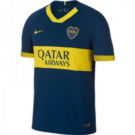 پیراهن اول تیم بوکاجونیورز فصل Boca Juniors 2019-20 Home soccer jersey
