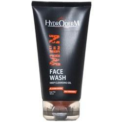 تصویر ژل شستشوی صورت آقایان هیدرودرم Men Face Wash Hydroderm