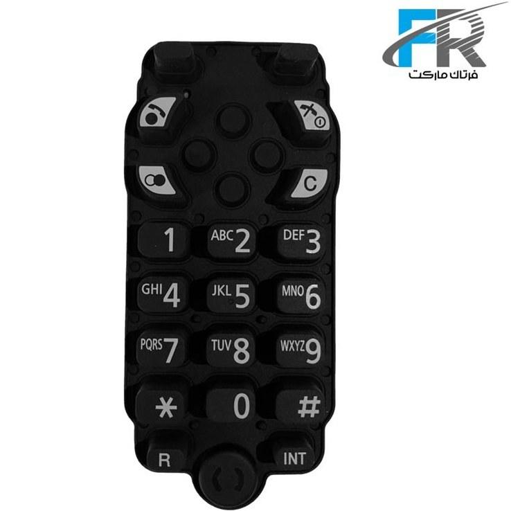 تصویر صفحه کلید یدکی گوشی بی سیم پاناسونیک KX-TGA131